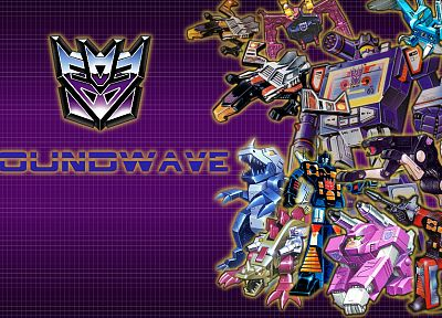 Decepticons, Transformers G1 - desktop wallpaper