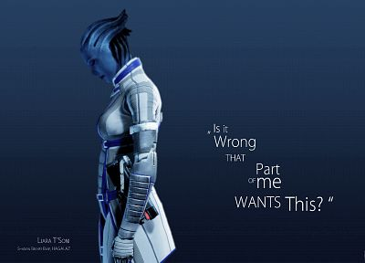 Mass Effect, Asari, Mass Effect 2, Liara TSoni - random desktop wallpaper