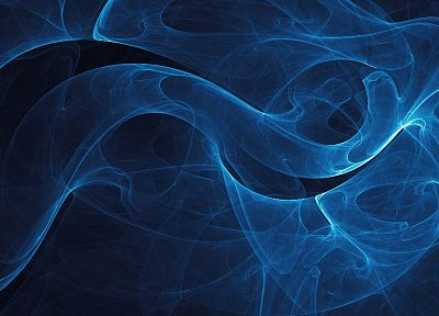 smoke, digital art - random desktop wallpaper