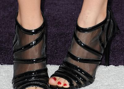 feet, Debby Ryan - desktop wallpaper