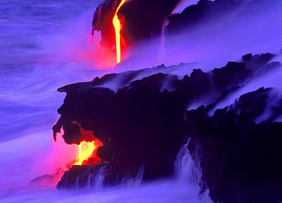 lava, Hawaii, islands, dreams - related desktop wallpaper