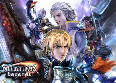 video games, Soul Calibur, artwork - related desktop wallpaper