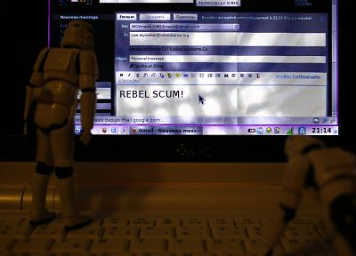 Star Wars, Internet, stormtroopers, rebel, miniature, figurines, action figures, puppets - related desktop wallpaper