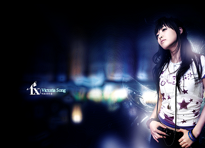 f(x), Victoria Song - random desktop wallpaper