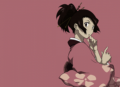 Samurai Champloo, dress, Fuu, anime girls - random desktop wallpaper