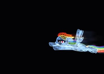 Fractalius, My Little Pony, Rainbow Dash - related desktop wallpaper