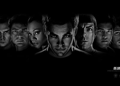 Star Trek, James T. Kirk - random desktop wallpaper