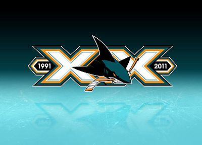 hockey, NHL, sharks, San Jose Sharks - related desktop wallpaper