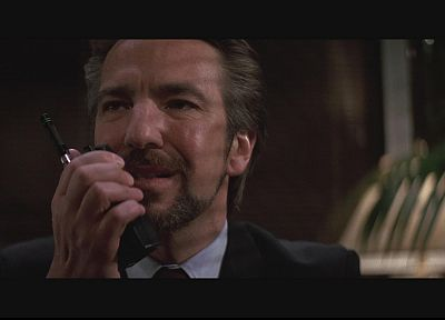 movies, screenshots, Die Hard, Alan Rickman - random desktop wallpaper
