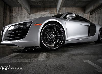 cars, Audi R8 - desktop wallpaper