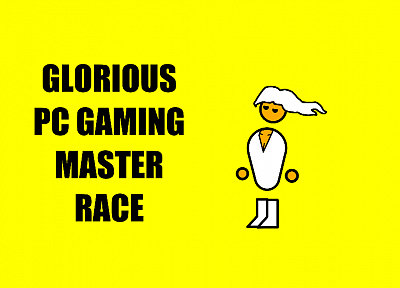yellow, Zero Punctuation - random desktop wallpaper