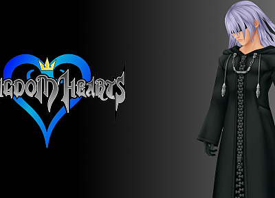 Kingdom Hearts, Riku - random desktop wallpaper
