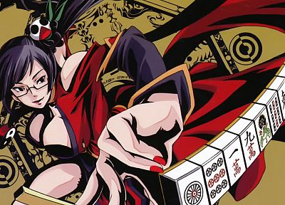 panda bears, Blazblue, Litchi Faye Ling - related desktop wallpaper