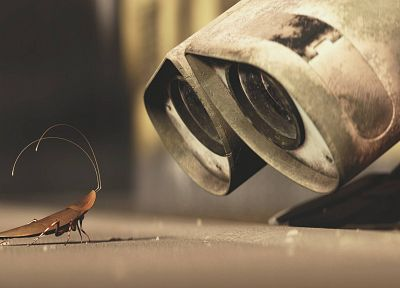 close-up, movies, Wall-E - desktop wallpaper