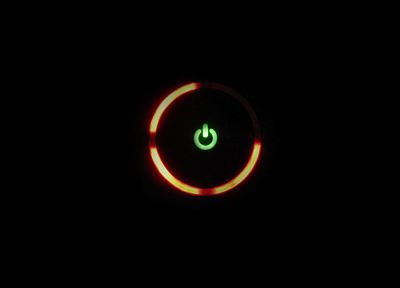 computers, power button, Xbox 360, red ring of death - related desktop wallpaper