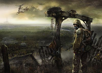 video games, S.T.A.L.K.E.R. - related desktop wallpaper