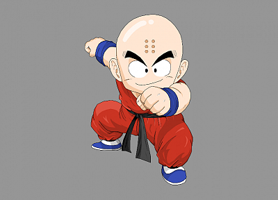 Dragon Ball Z, Krillin, Dragonball - random desktop wallpaper