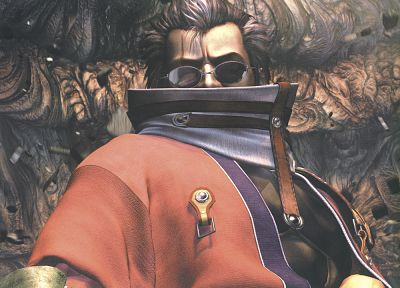 Final Fantasy, video games, Auron, Final Fantasy X - random desktop wallpaper