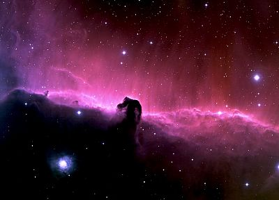 outer space, galaxies, nebulae, Horsehead Nebula - related desktop wallpaper