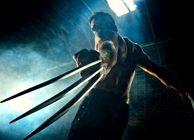 X-Men, Wolverine, Hugh Jackman, X-Men: Origins - random desktop wallpaper