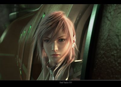 Final Fantasy, Final Fantasy XIII, Claire Farron - related desktop wallpaper