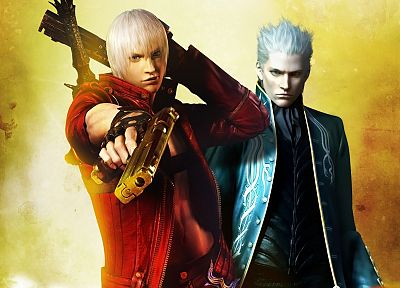 video games, Devil May Cry, 3D - related desktop wallpaper