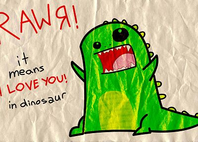 paper, dinosaurs, drawings - related desktop wallpaper