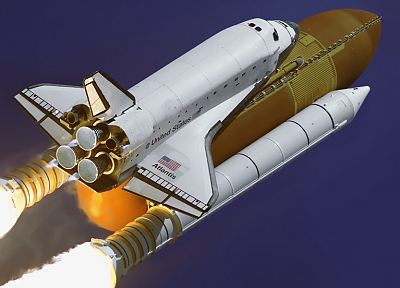 rockets, Space Shuttle, NASA - related desktop wallpaper
