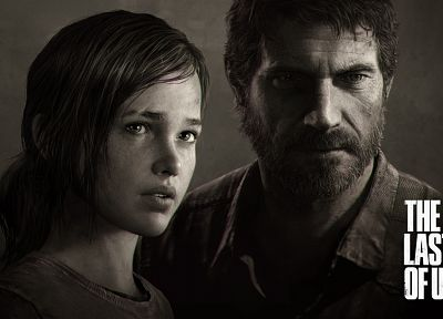 video games, Elly, The Last of Us - random desktop wallpaper