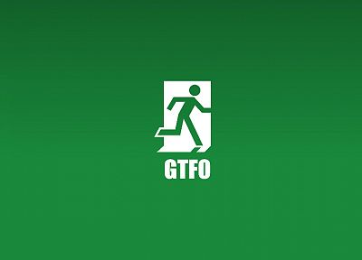 GTFO - desktop wallpaper