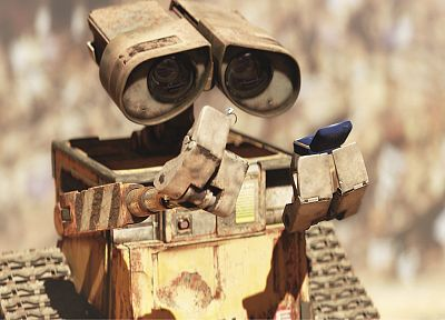 Pixar, movies, Wall-E - related desktop wallpaper