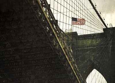 Brooklyn Bridge - random desktop wallpaper