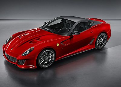 cars, Ferrari, vehicles, Ferrari 599, Ferrari 599 GTO - random desktop wallpaper