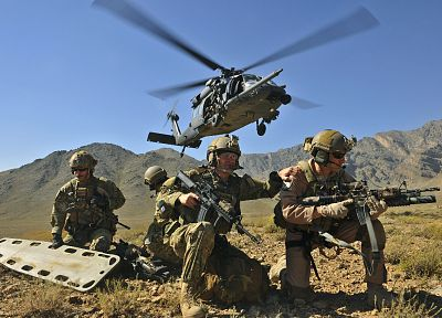 soldiers, army, Blackhawk, training - related desktop wallpaper