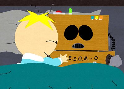 South Park, Butters Stotch - desktop wallpaper