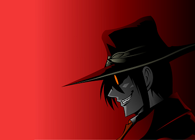 Hellsing, Alucard, vampires - related desktop wallpaper