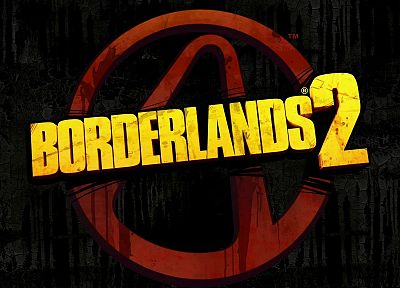 logos, Borderlands 2 - desktop wallpaper