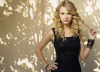 blondes, women, Taylor Swift, celebrity, singers, bracelets - random desktop wallpaper