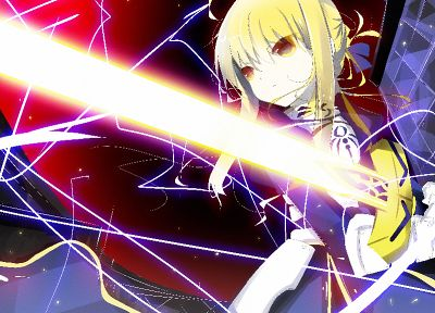 Fate/Stay Night, Saber, Fate/Zero, Fate series - related desktop wallpaper