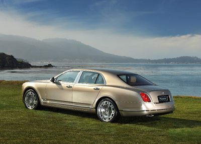 cars, grass, Bentley - related desktop wallpaper