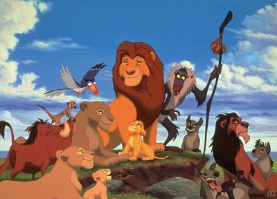 simba, The Lion King, hyenas, Mufasa, nala, Timon, Pumba - related desktop wallpaper