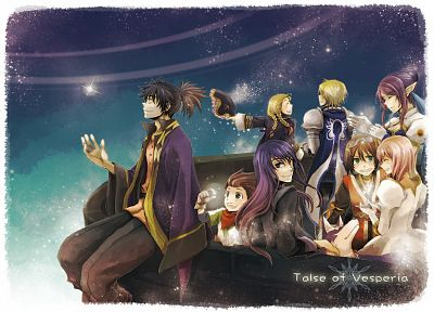 Tales Of Vesperia - random desktop wallpaper