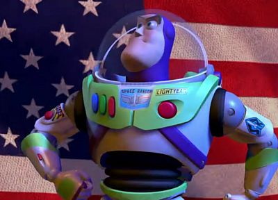 Toy Story, Buzz Lightyear - random desktop wallpaper