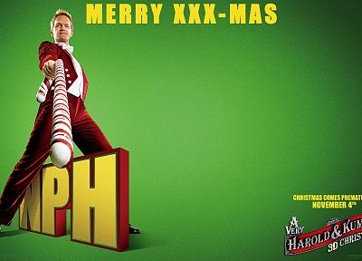movies, Neil Patrick Harris, Harold And Kumar - random desktop wallpaper