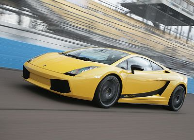 cars, Lamborghini, yellow cars, italian cars - related desktop wallpaper