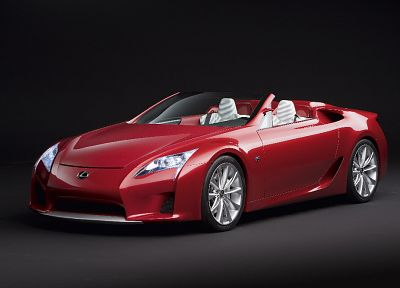 cars, Lexus, vehicles, concept cars, Lexus LF-AR - desktop wallpaper