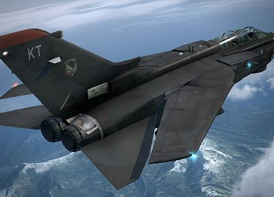 video games, aircraft, tornadoes, planes - random desktop wallpaper
