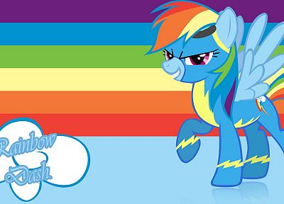 My Little Pony, Rainbow Dash - related desktop wallpaper
