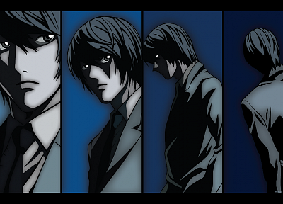 Death Note, Yagami Light - related desktop wallpaper