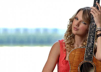 blondes, women, music, Taylor Swift, Country, celebrity, singers - related desktop wallpaper